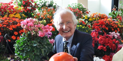 A Trio of Gardening Greats:  'A Lifetime of Growing Plants' with Peter Seabrook MBE