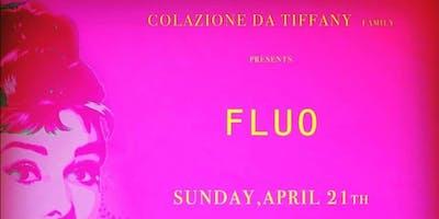 Colazione da Tiffany Fluo - 21 aprile c/o La Rocca Gold - Arona -