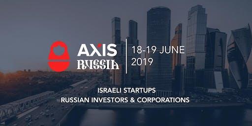Axis Russia: Innovation Bridge - Israel to Russia