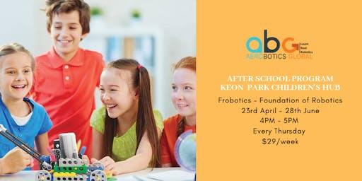 Robotics-After school program - Keon Park children's hub