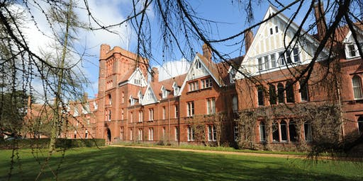Girton College Open Day