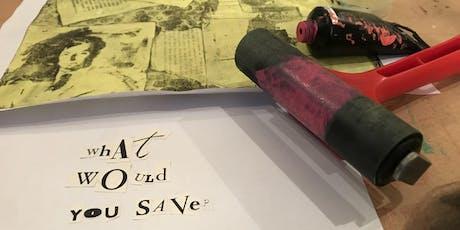Gelli printing: Medway Print Festival 10am-11am tickets
