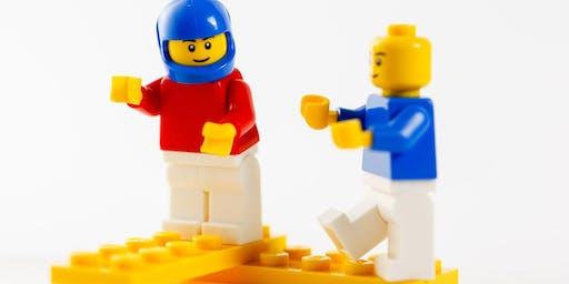 LEGO® Serious Play® Feierabend-Schnupperworkshop in Augsburg