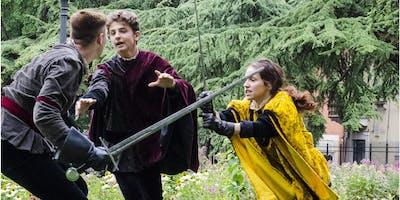 Casting Romeo&Juliet Relife