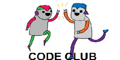 Code Club - Orange Library tickets