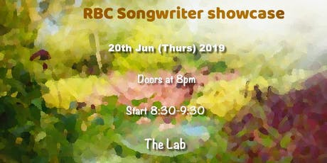 RBC CODA: Singer-Songwriter Showcase tickets