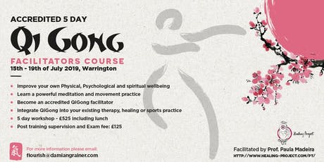 Qi Gong/ ChiKung Facilitator Training tickets