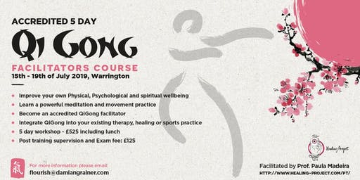 Qi Gong/ ChiKung Facilitator Training