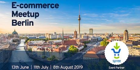 E-commerce Meetup Berlin tickets