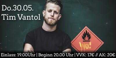 "Tim Vantol ""10 YEARS AND STILL NOT DONE!""|Saarbrücken"