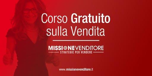 Corso Gratuito MISSIONE VENDITORE