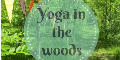 Yoga in the woods tickets