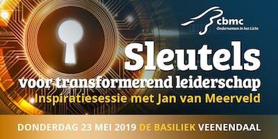 CBMC Inspiratie sessie met Jan van Meerveld