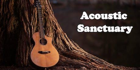Acoustic Sanctuary: Steph Willis // Tom Pointer // Andrea Di Giovanni tickets