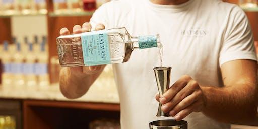 Hayman's Gin Tasting at Painters' Hall