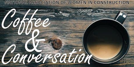 November - NAWIC Coffee & Conversation tickets