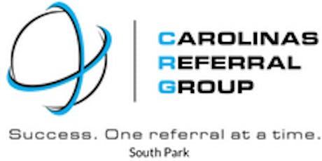 Carolina's Referral Group - South Park  tickets