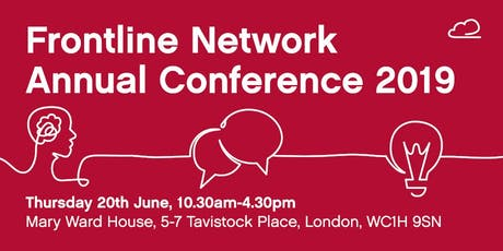 Frontline Network Annual Conference 2019 tickets