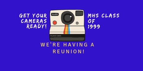 Mooresville High School Class of 1999 Reunion tickets