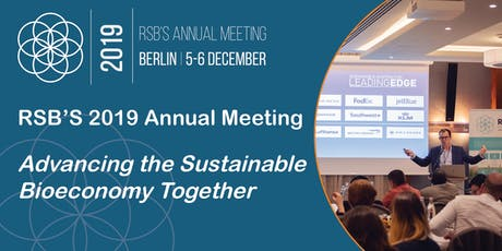 RSB's Annual Meeting 2019 tickets