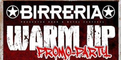 Warm Up Promo Party 1. Swiss Rock & Metal Festival