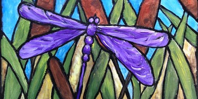 Paint & Flow ~ Dragonfly