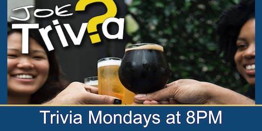Trivia Night with Joe Trivia!