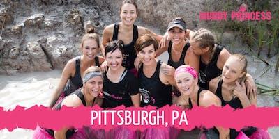Muddy Princess Pittsburgh, PA