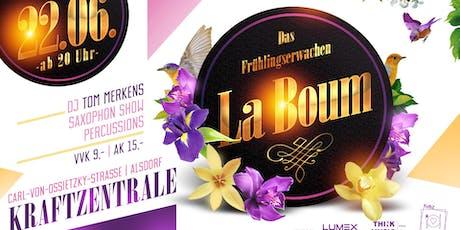 La Boum. Das Frühlingserwachen. Tickets