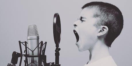 Erzählen mit Podcasts Tickets