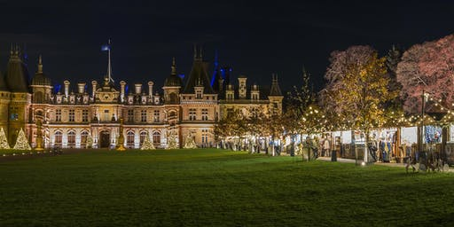Christmas Shopping & Exclusive Cellar Tour at Waddesdon Manor