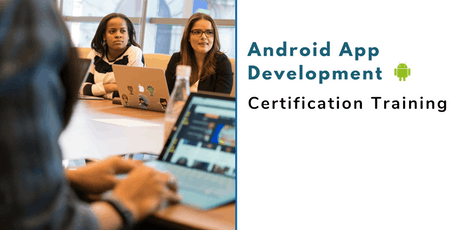 Android App Development Certification Training in Lewiston, ME tickets