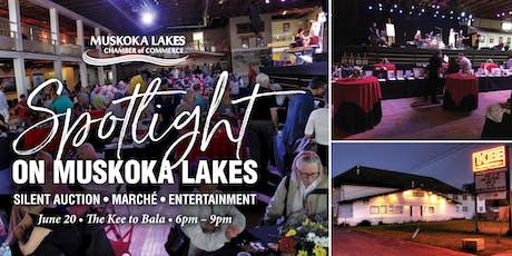 Spotlight on Muskoka Lakes 2019 tickets