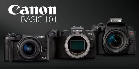 Canon Basic 101 tickets