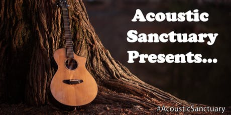 Acoustic Sanctuary Summer Party: Ady Johnson / Antonio Lulic / Daisy Chute tickets