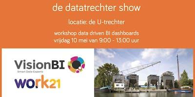 data trechter show visionBI en work21