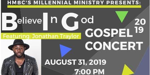 Believe In God Gospel Concert 2019