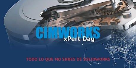 CIMWORKS xPert Day Bilbao: Todo lo que no sabes de SOLIDWORKS entradas