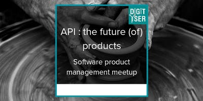 Join Jeff Robertz at API, the future (of) products