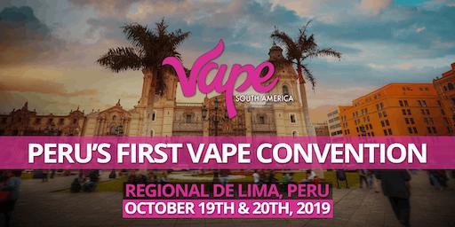 Vape South America: Peru 2019