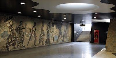Metro Art Tour TOLEDO/MUNICIPIO/GARIBALDI