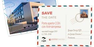 ANNULLATO - CSR IN CGN - Viaggio tra le eccellenze di...