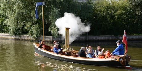 Steam and Sail tickets