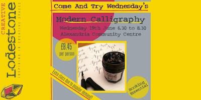 Modern Calligraphy