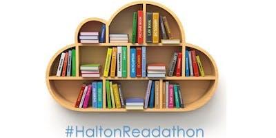 Halton Readathon 2019 - Read in the Library (Ditton Library)