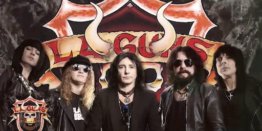 L.A. GUNS with Phil Lewis and Tracii Guns June,22nd At The Hideaway