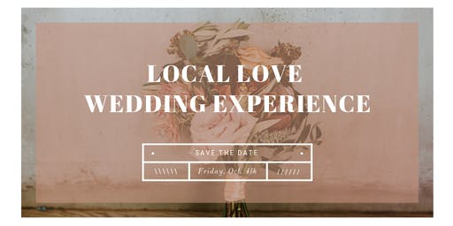 Local Love Wedding Experience- Saskatoon