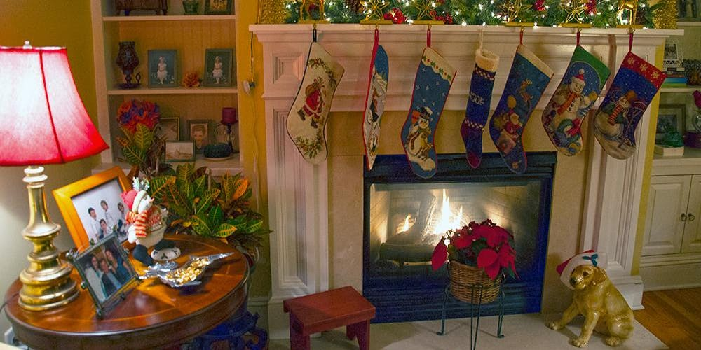The Christmas Inn.2019 Spring Lake Christmas Inn House Tour