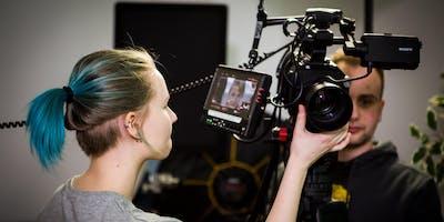SAE Leipzig - Studienorientierungstag - Digital Film Production