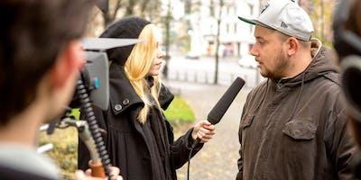 SAE Leipzig - Studienorientierungstag - Cross Media Production